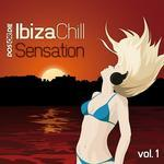 VARIOUS - Dos Or Die Ibiza Chill Sensation Vol 1 (Part 1) (Front Cover)