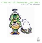 CERF/MITISKA/JAREN - Light The Skies (Front Cover)