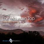 FLOWZ/KINGSLEY - The Mountain Top: Soul Brother Part 2 (Front Cover)