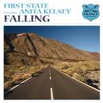 FIRST STATE feat ANITA KELSEY - Falling (Front Cover)