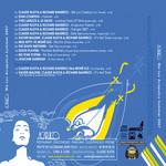NJOYA, Claude/RICHARD BAHERICZ/XAVIER MALDINI/MISS KETTY/MONE DJS - We Luv Acapulco Summer 2007 (Back Cover)