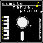 Simple Manual Piano