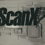 SCAN X - Wasteland (Front Cover)