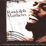 MATTHEWS, Randolph - I Love EP (Front Cover)