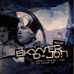 SKYVER/D JON - Broken & Twisted (Front Cover)