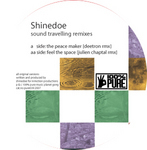 SHINEDOE - Sound Travelling (remixes) (Front Cover)