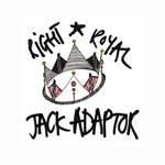 ADAPTOR, Jack - Right Royal (Front Cover)