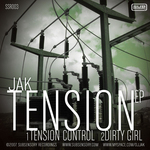 JAK - Tension EP (Front Cover)