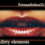 FERNANDINHOZZZ - Dirty Elements (Marcelo Carvalho Remix) (Back Cover)