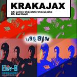 KRAKAJAX - Lemon Chocolate Cheesecake (Front Cover)