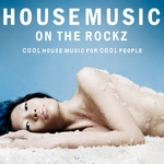 VARIOUS - Housemusic On The Rockz (Front Cover)