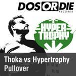 THOKA VS HYPERTROPHY - Pullover (Front Cover)