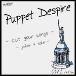 PUPPET DESPIRE - Cut Your Wings EP (Front Cover)