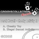 HOWELL, Derek - Illegal Sexual Activity (Front Cover)