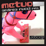 METUO - Subway (Andrea Rucci remix) (Front Cover)