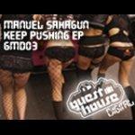 SAHAGUN, Manuel - Keep Pushing EP (Front Cover)