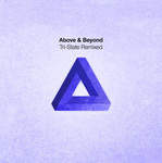 ABOVE & BEYOND - Tri-State Remixed (Front Cover)
