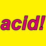FIELDS, Jordan - Acid Trax (Front Cover)
