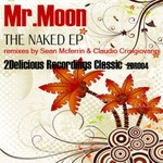 MR MOON - The Naked EP (Front Cover)