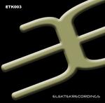 D'FUNK - ETK 003 (Front Cover)