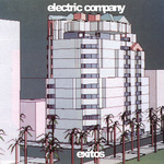ELECTRIC COMPANY - Exitos (Front Cover)