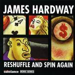 HARDWAY, James - Reshuffle + Spin Again (Front Cover)