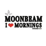 MOONBEAM - I Love Mornings (Front Cover)