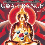 VARIOUs - Goa Trance Vol 13 (Front Cover)