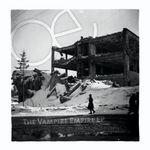 ECHOECHO - Vampire Empire EP (Front Cover)