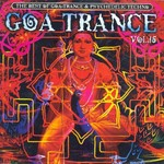 VARIOUS - Goa Trance Vol 15 (Front Cover)