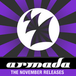 VARIOUS - Armada - The November Releases 2007 (Front Cover)