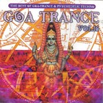 VARIOUS - Goa Trance Vol 16 (Front Cover)