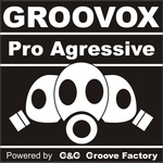 GROOVOX - Pro Agressive (Front Cover)