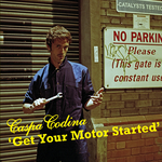 CASPA CODINA - Get Your Motor Started (Front Cover)