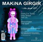 MAKINA GIRGIR - The Spell EP (Back Cover)