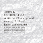 TOMMY L - 11121314 (Front Cover)