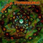 PHAZUR - Psychedelirium EP (Back Cover)