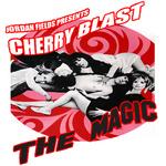 FIELDS, Jordan presents CHERRY BLAST - The Magic (Front Cover)