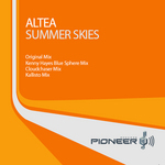 ALRTEA - Summer Skies (Front Cover)