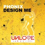 PHONIX - Design Me (Front Cover)