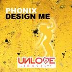 PHONIX - Design Me (Back Cover)