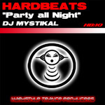 DJ MYSTIKAL - Party All Night (Front Cover)