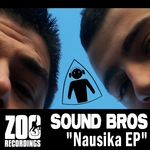 SOUND BROS - Nausika EP (Front Cover)