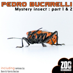 BUCARELLI, Pedro - Mystery Insect (Part 1 & 2) (Front Cover)