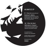 AKLIMATIZE/NOVALUA - Aklimatize EP (Front Cover)