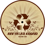 SOUTH CITY ALLSTARS - Recycled Sound Vol 1 (Front Cover)