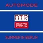 AUTOMODE - Summer In Berlin (Front Cover)