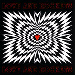 LOVE & ROCKETS - Love & Rockets (Front Cover)