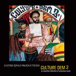 VARIOUS - Culture Dem 2 (Front Cover)