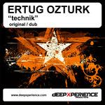 OZTURK, Ertug - Technik (Front Cover)